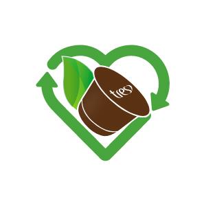 3 Corações - Cafeteira Modo TRES - Reciclagem