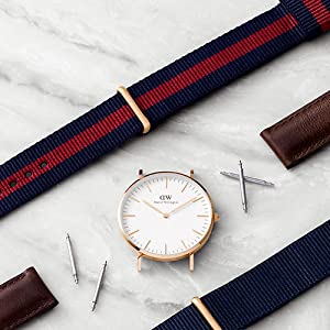 DW, Daniel Wellington, Classic, Nato, Leather