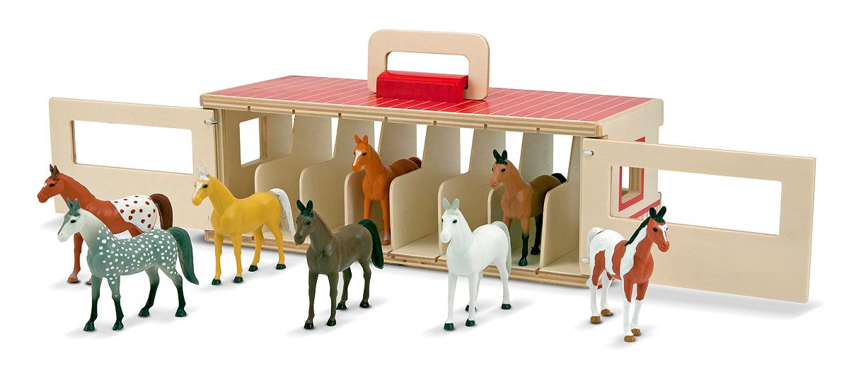 Toy Dog Playset