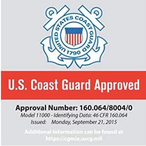 Coast Guard Approved PFD