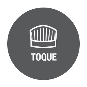 Chef Works Toque Icon