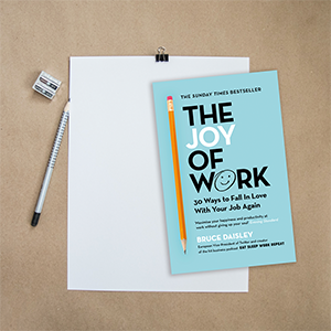 the joy of work bruce daisley
