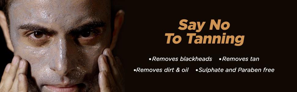 Face scrub, Best face scrub, Charcoal Scrub, de-tan, tan, scrub for men