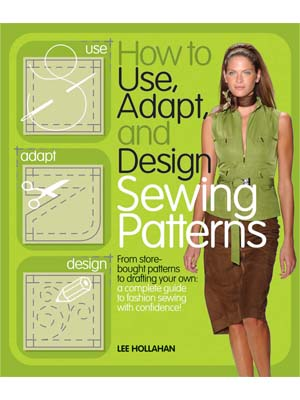 How to Use, Adapt, and Design Sewing Patterns, choose size, understand markings, length, details