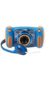 Amazon.es: VTech - Kidizoom Pixi, doble cámara compacta de ...