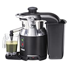 Juicer side view
