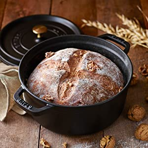 staub bread
