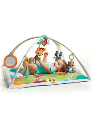 3b8774432391ac Tiny Love, Gymini and Activity Gyms, Into the Forest collection,  GyminDeluxe;module