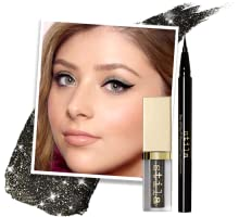 Get The Look - Sparkly Smoky Eye