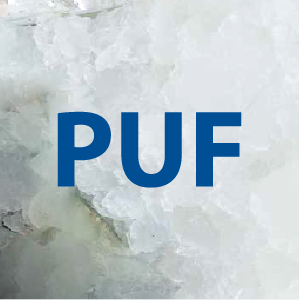 High Density PUF Insulation