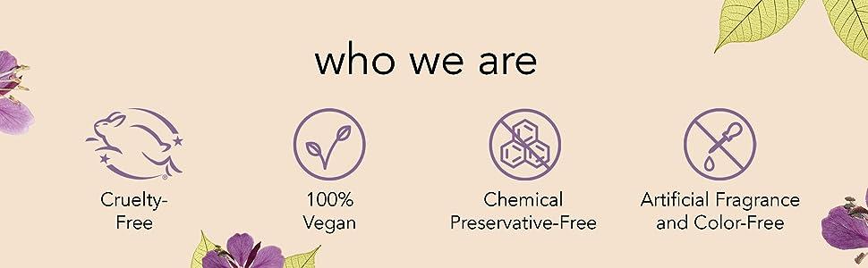 boscia plant based preservative free skincare