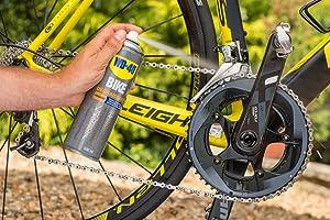 dégraissant velo, dégraisser velo, nettoyer velo, WD-40 Bike, dégraisser chaine velo