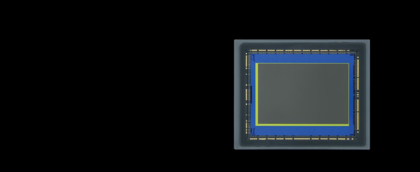 Full-frame CMOS Sensor