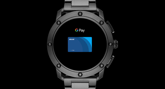Contactless Google Pay