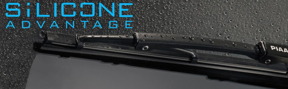 PIAA 95050 Super Silicone Wiper Blade - 20