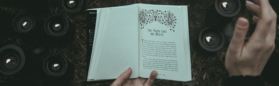 witchery witch juliet diaz spells potion magic magick embrace cast book