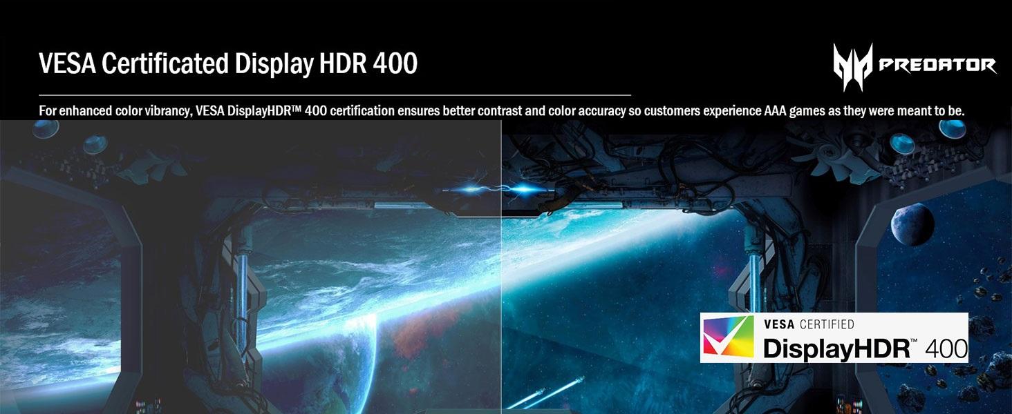Acer Predator XB253Q NVIDIA G-SYNC 144Hz Full HD IPS Amazon Choice Gaming Monitor