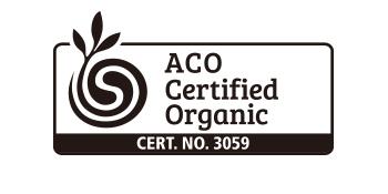 ACO, ACO認定,bda,bda ORGANIC,オーガニック,国産,食品グレード,LGBTQ