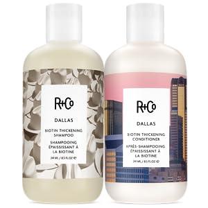 Dallas thickening shampoo and conditioner set