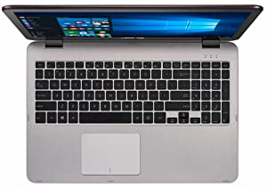"ASUS VivoBook Flip R581UA-DH51T 14"" Thin and Lightweight 2-in-1 HD Touchscreen Windows 10 Laptop"