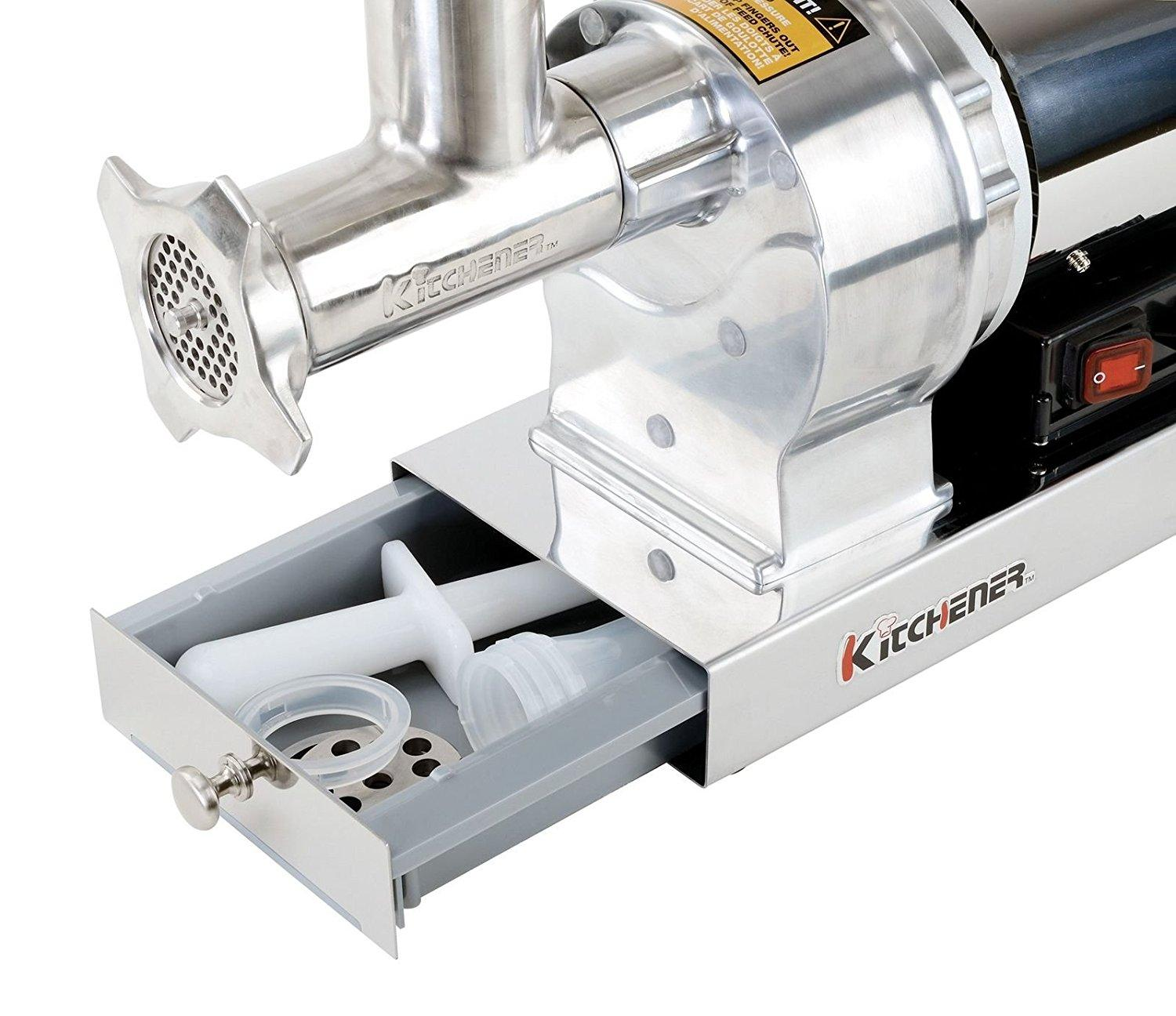 KITCHENER Heavy Duty Commercial Grade Electric Stainless Steel High Grinder