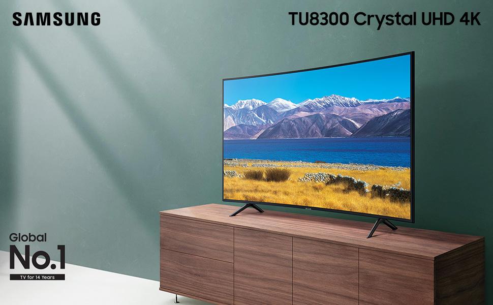 TU8300 Crystal UHD 4K TV (2020)