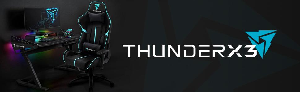 ThunderX3 ED7, mesa gaming con sistema eléctrico regulación altura ...