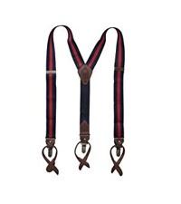 tommy hilfiger suspenders adjustable stretch braces
