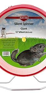 Kaytee. small animal, toys, exercise wheel, spinners