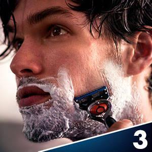Gillette Shave Preps (Foams and Gels)