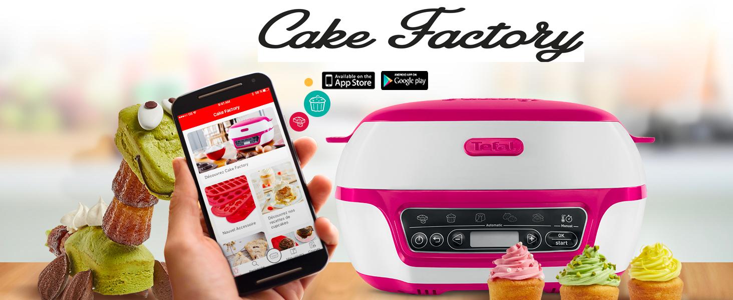 Cake factory machine à gateaux intelligente appareil de cuisson convivial pâtisserie fondants