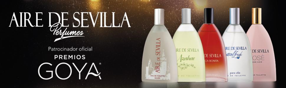 Aire de Sevilla Set de Belleza Edición Bella - Crema Hidratante Corporal, Eau de Toilette, Gel Exfoliante