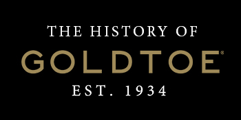 GOLDTOE; socks, history