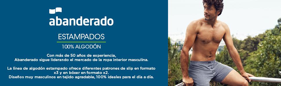 Abanderado Slip (Pack de 3) para Hombre: Amazon.es: Ropa y accesorios