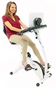 bike desk exercise recumbent