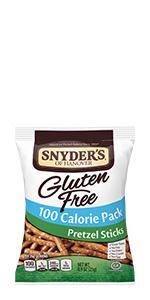 Gluten Free Pretzel Sticks, 24ct