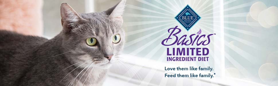 blue buffalo, wet cat food, cat food, canned cat food, cat food wet, limited ingredient diet