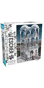 MC Escher Belvedere