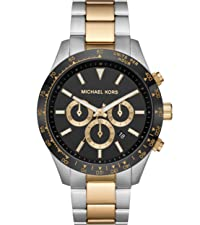 michael kors watch layton