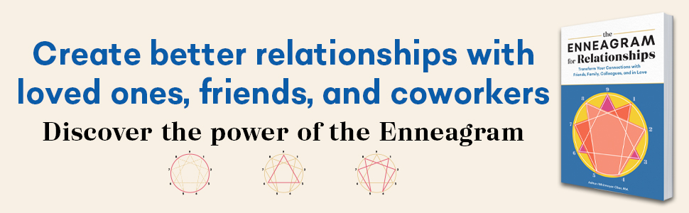 enneagram, enneagram books, personality, personality types, self discovery, self discovery books