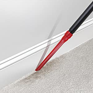 crevice tool accessory upright vacuum cleaner