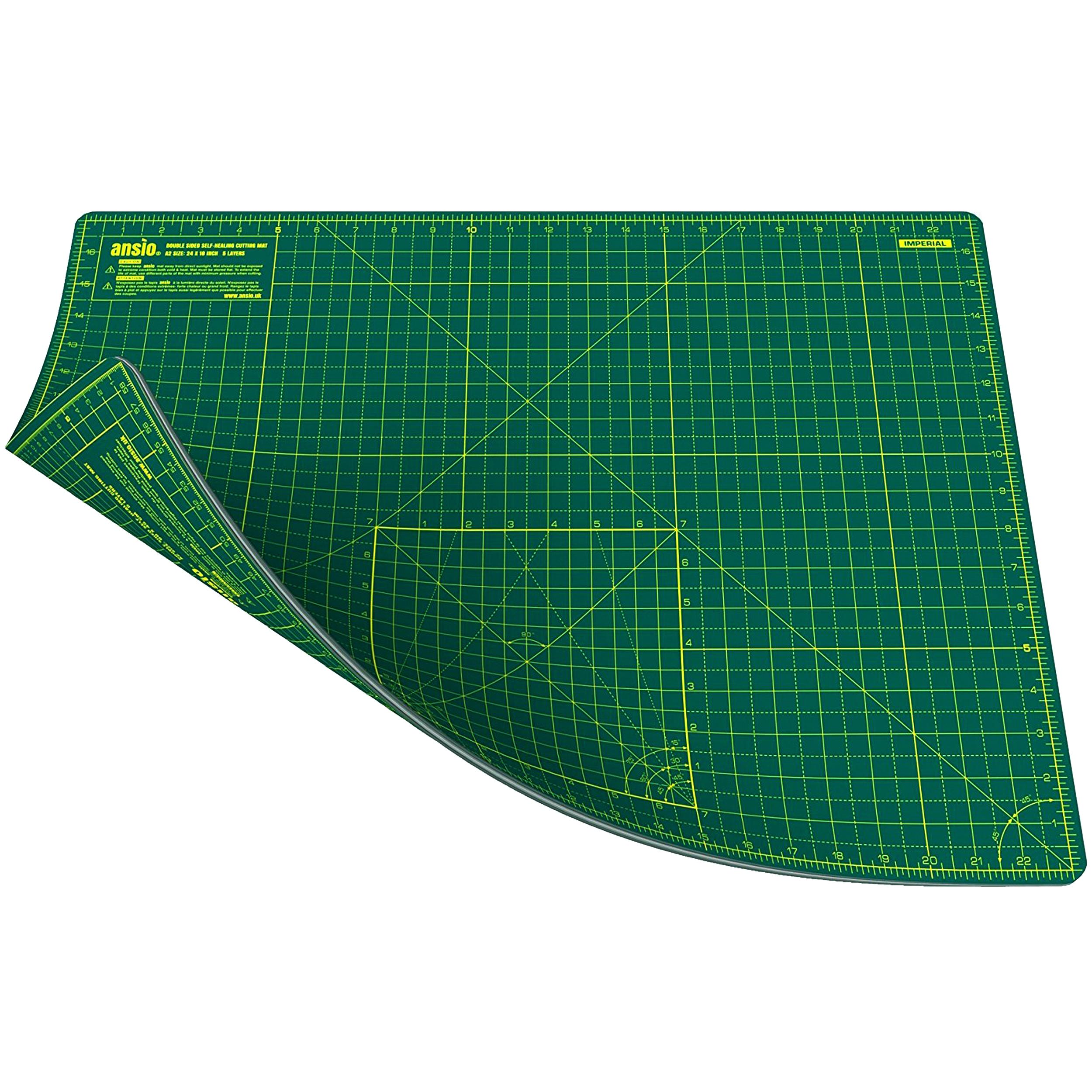 grid non lines crafts models slip board mat cutter itm cutting printed knife