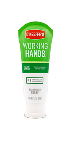 O'Keeffe's Working Hands Hand Cream Squeeze Tube Lotion
