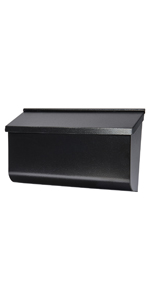 Gibraltar Mailboxes Woodlands Medium Capacity Galvanized