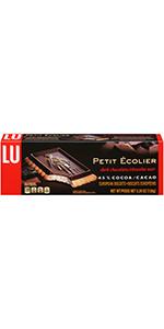 Lu Cookies Dark Chocolate