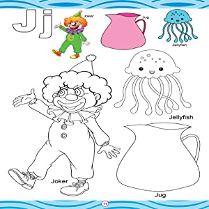 colouring, early learning, Dreamland Publications