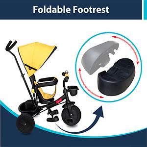 Foldable Footrest