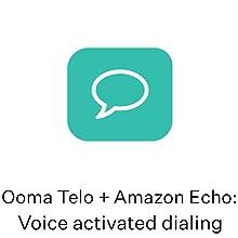 ooma telo + Amazon Echo
