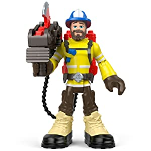 Fisher-Price Rescue Heroes Forrest Fuego