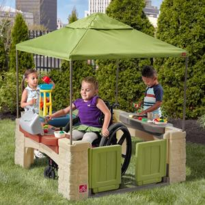 Playtime Patio Playhouse